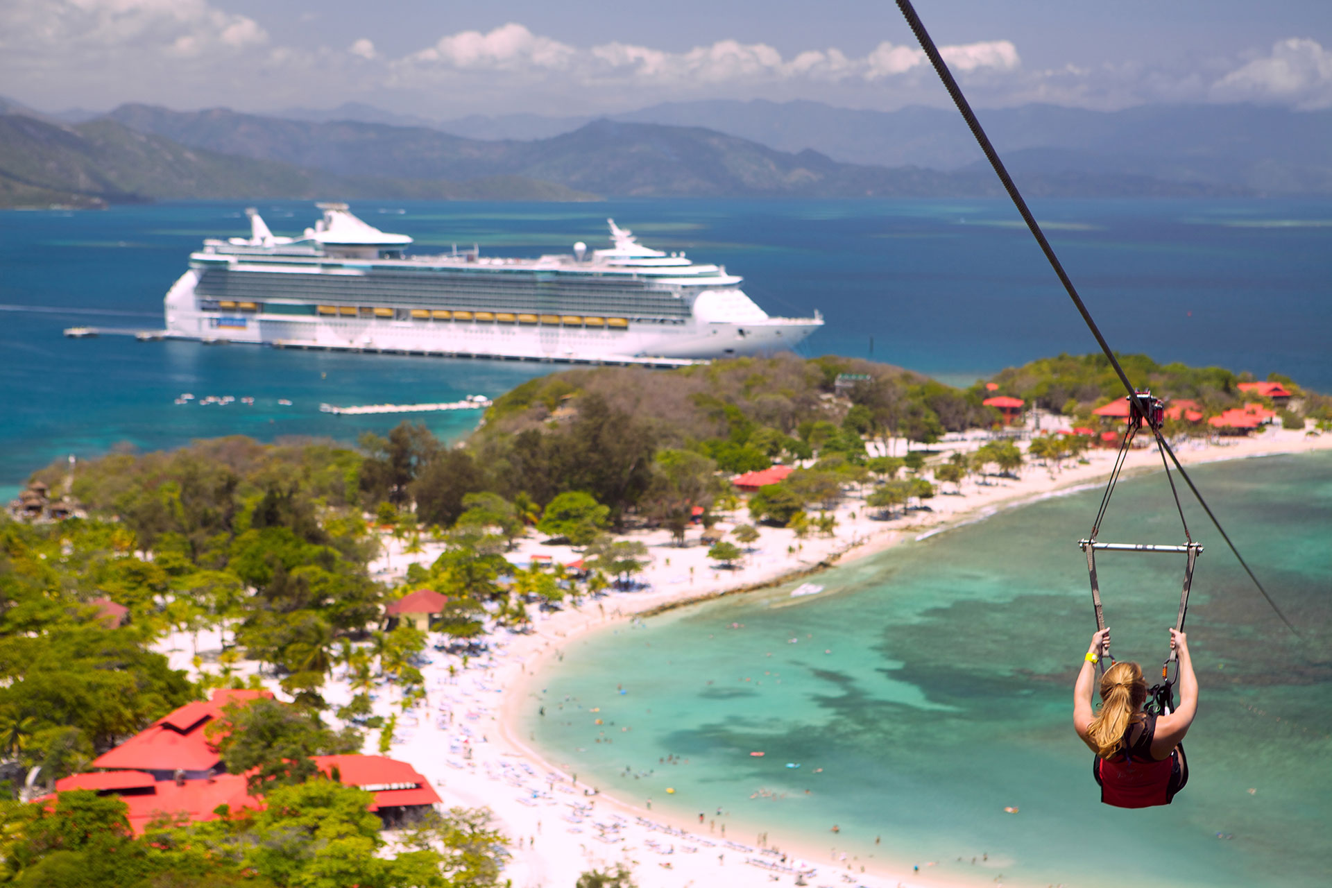 Labadee Private Island in Haiti
