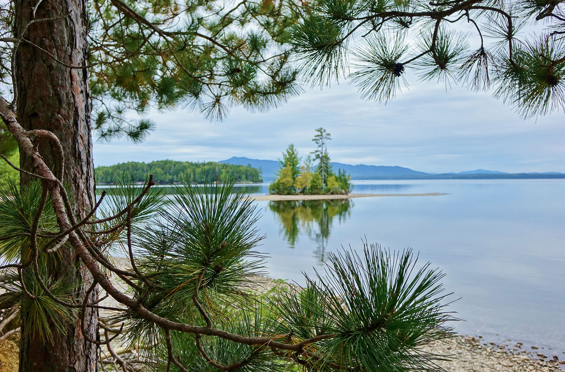 Moosehead Lake in Maine