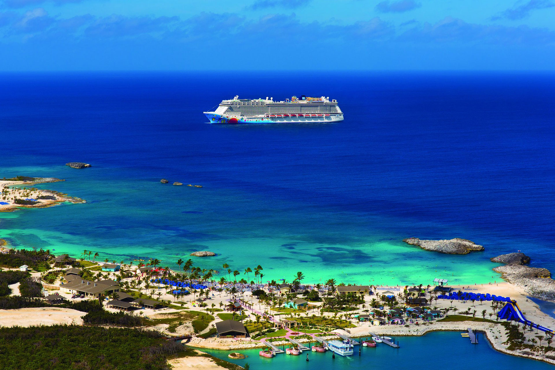 Norwegian's Great Stirrup Cay