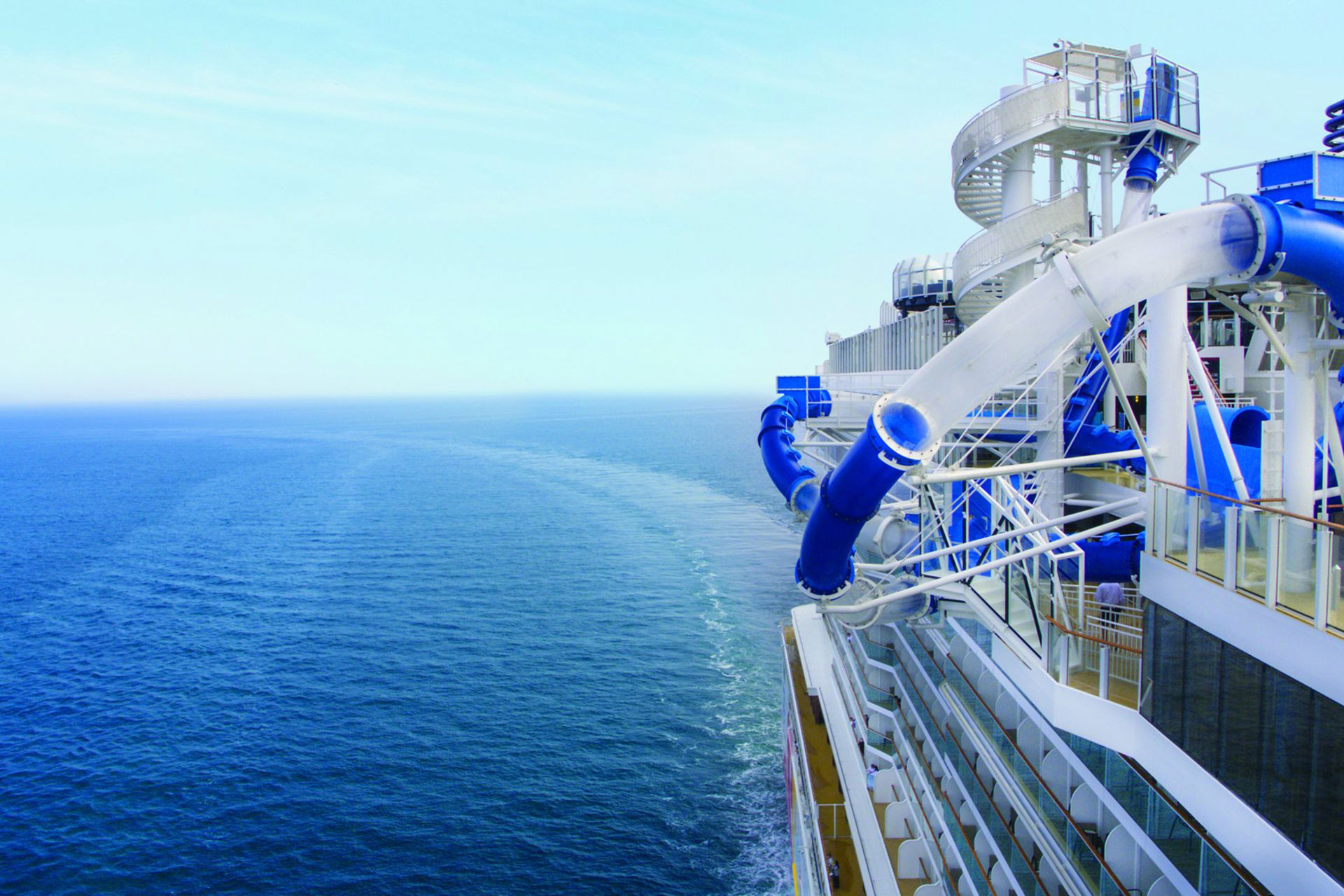 Cruise Ship Water Parks Ranked Family Vacation Critic