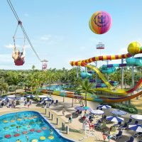Rendering of Perfect Day at CocoCay; Courtesy of Royal Caribbean International