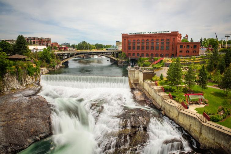 Spokane, Washington; Courtesy of Nick Fox/Shutterstock