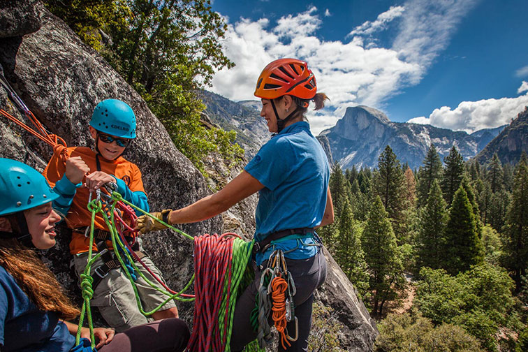 Yosemite Mountaineering School