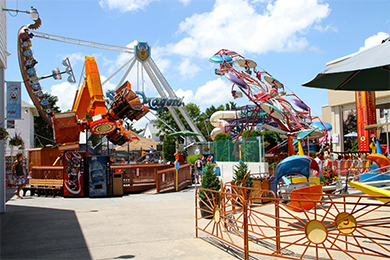 Funland Rehoboth Beach De 2018 Review Ratings Family Vacation Critic
