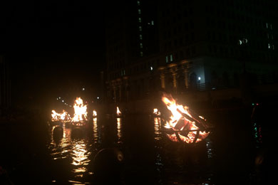 Waterfire Providence Providence Ri 2019 Review