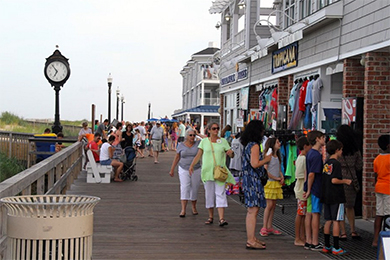 Bethany Beach Boardwalk De 2018 Review Ratings Family Vacation Critic