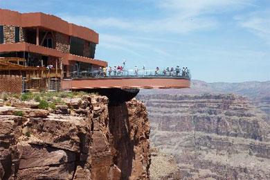 Grand Canyon Skywalk National Park Az 2018 Review Ratings Family Vacation Critic