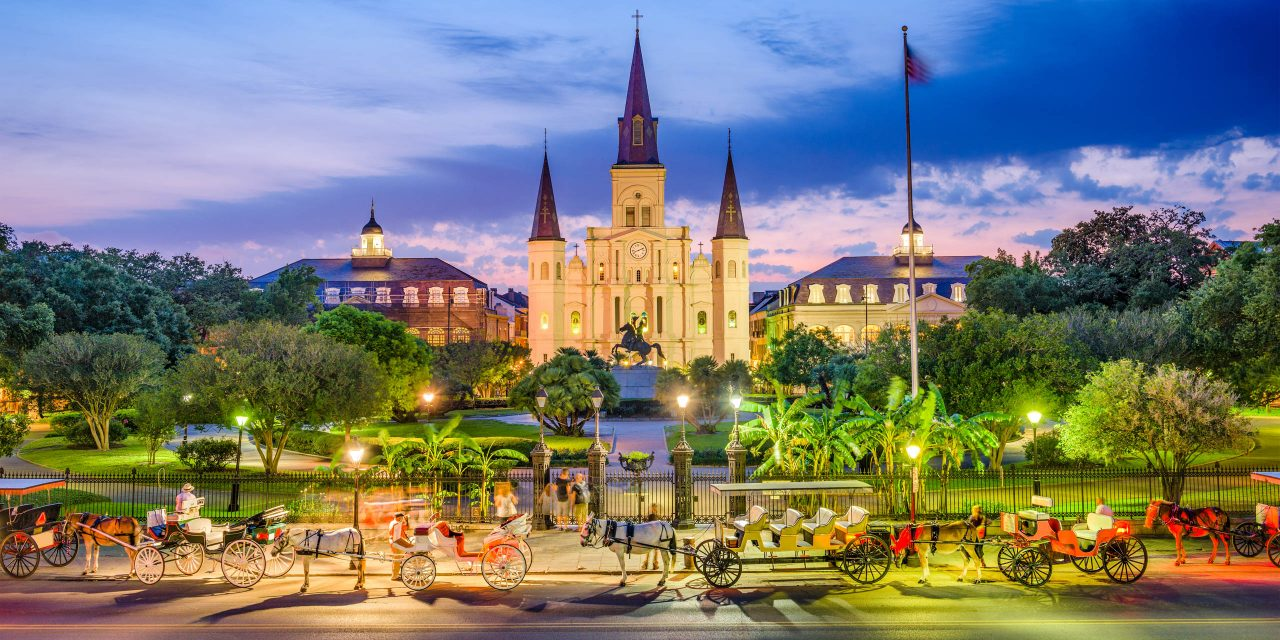 Louisiana Family Vacations