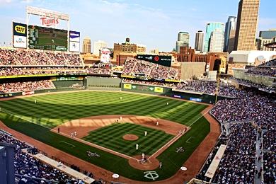 Target Field (Minneapolis, MN) 2019 Review & Ratings ...