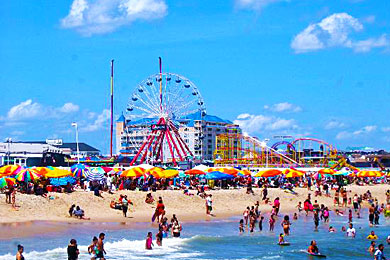 Ocean City N J Beach Nj 2018 Review Ratings Family Vacation Critic