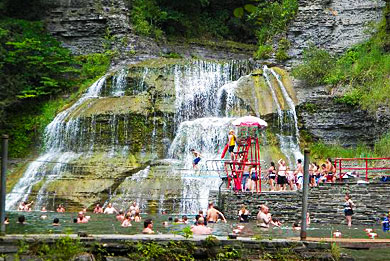 Robert Treman State Park Ithaca Ny 2018 Review Ratings Family Vacation Critic