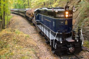 5. Colebrookdale Railroad; Courtesy of Doug Horvat