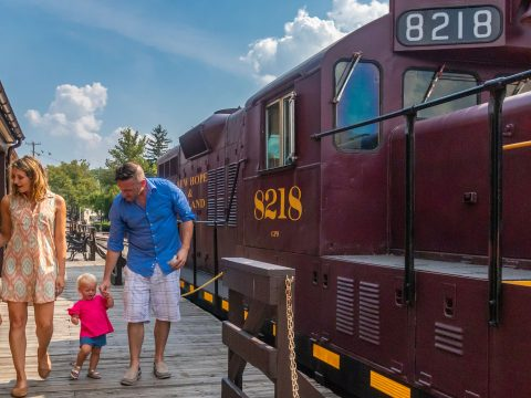 Bucks County Family Vacations; Courtesy of Kevin Crawford Photography