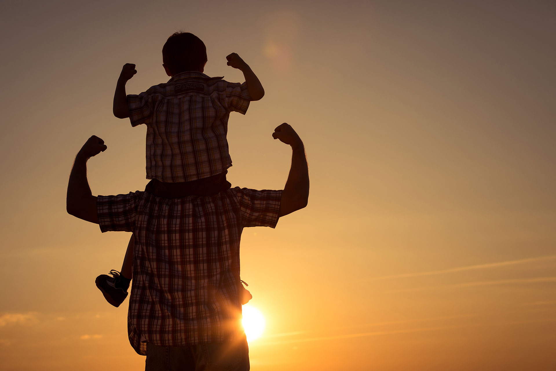 Dad and Son; Courtesy of altanaka/Shutterstock.com