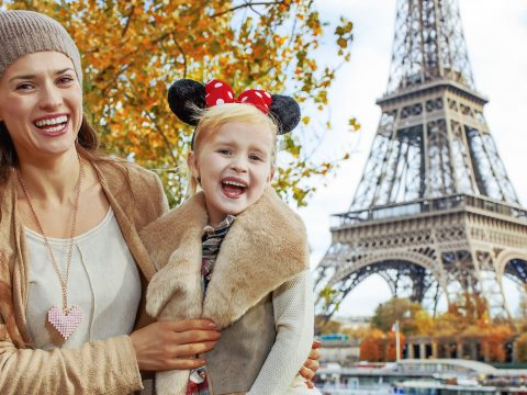 Disneyland Paris Family Vacations