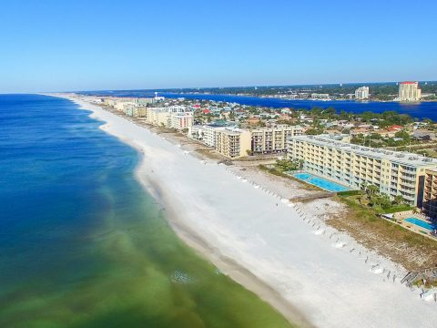 Fort Walton Beach Family Vacations; Courtesy of pisaphotography/Shutterstock.com