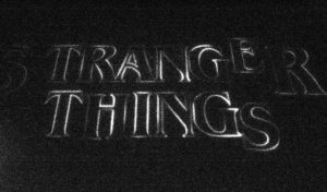 """Stranger Things"" at Universal's Halloween Horror Nights; Courtesy of Dave Parfitt"