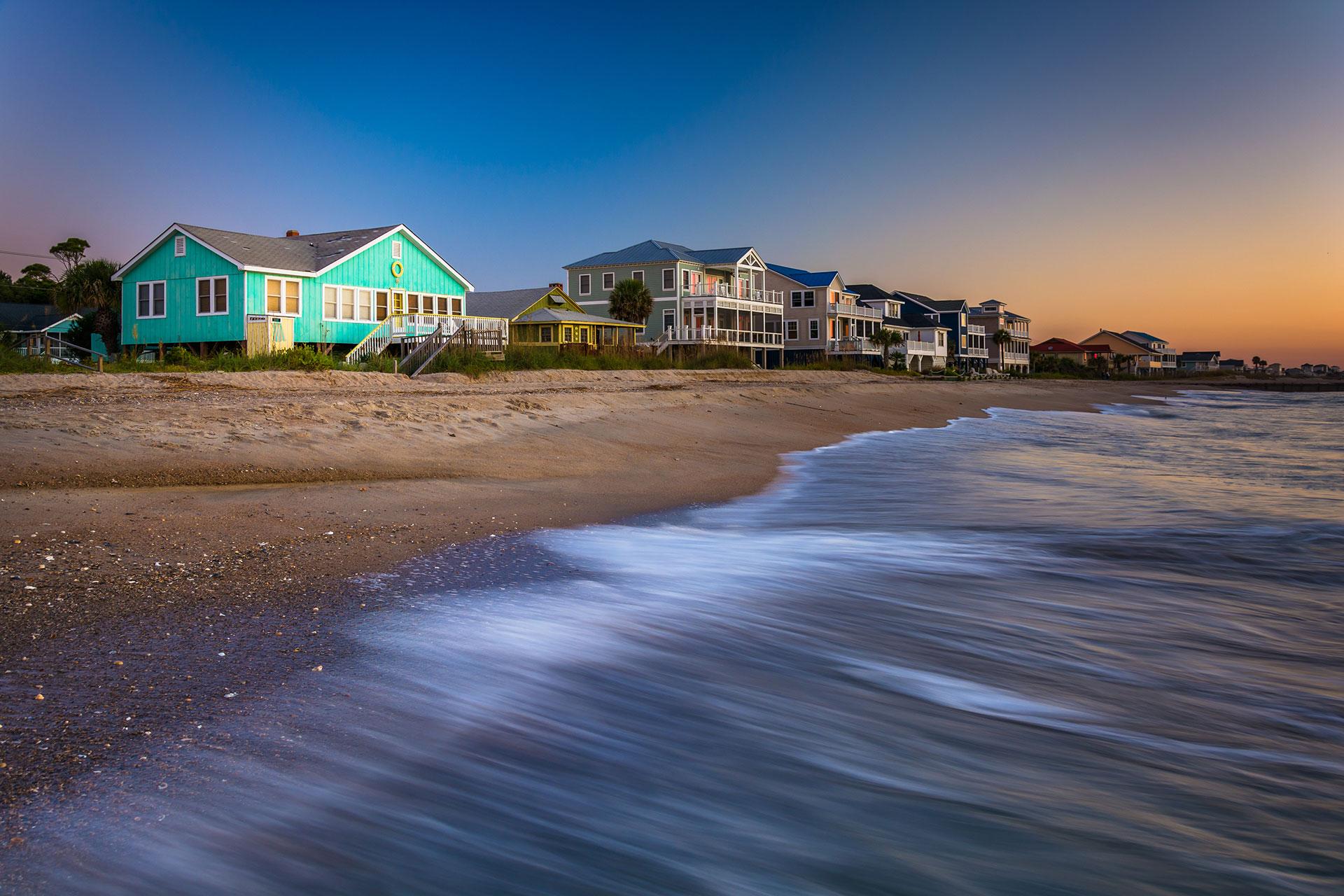 Edisto Island, South Carolina; Courtesy of John Bilous/Shutterstock.com