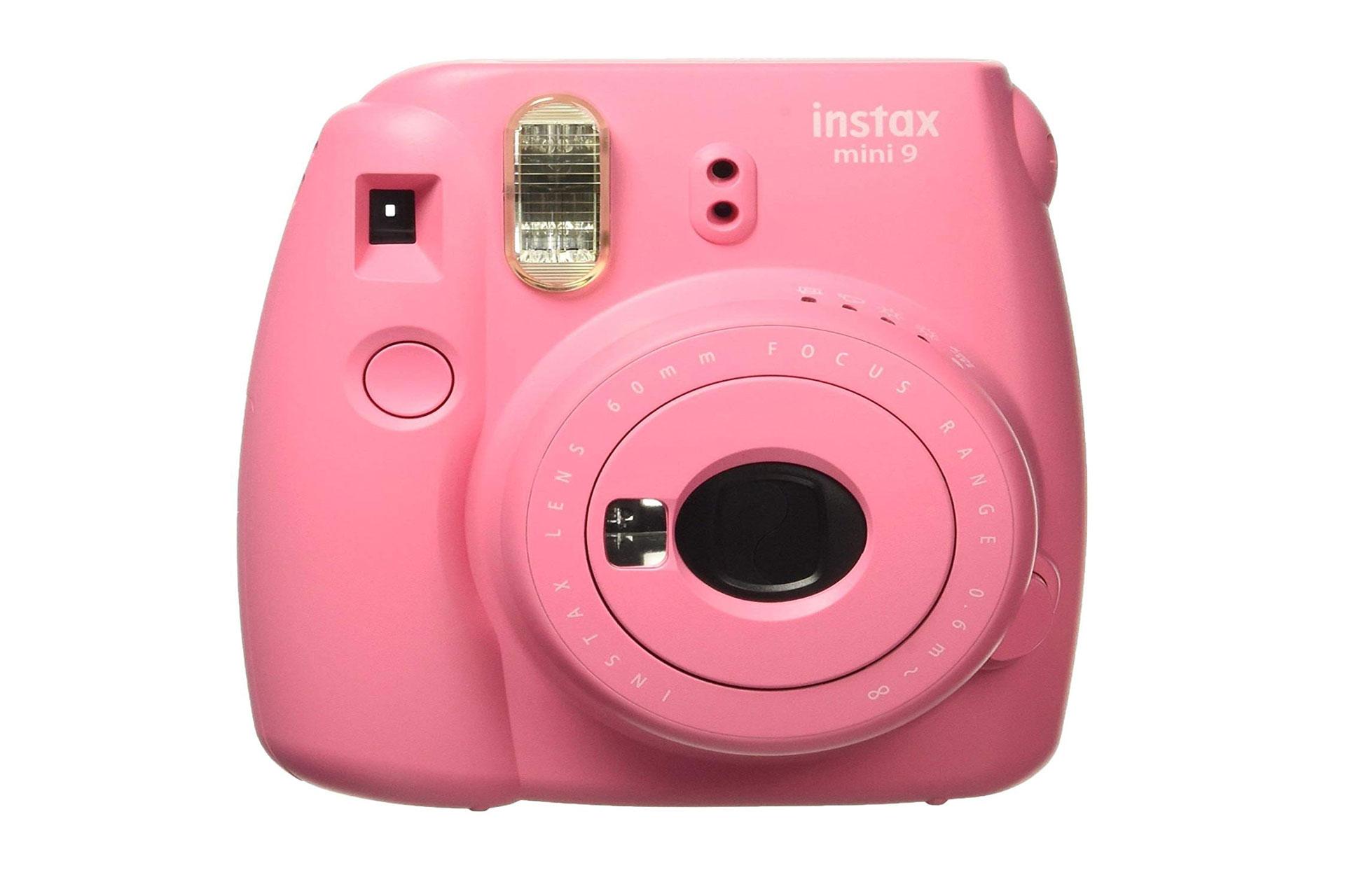 Fujifilm Instax Mini 9 Instant Camera; Courtesy of Amazon