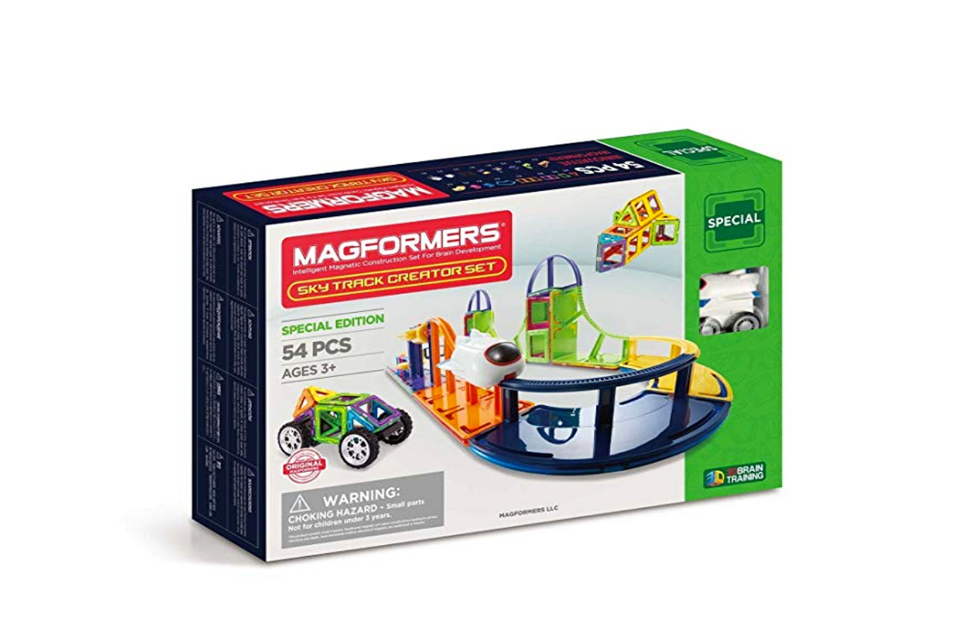 Magformers Sky Track Play Set; Courtesy of Amazon