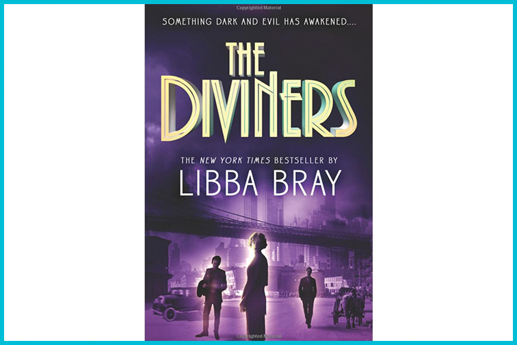The Diviners Book series; Courtesy of Amazon