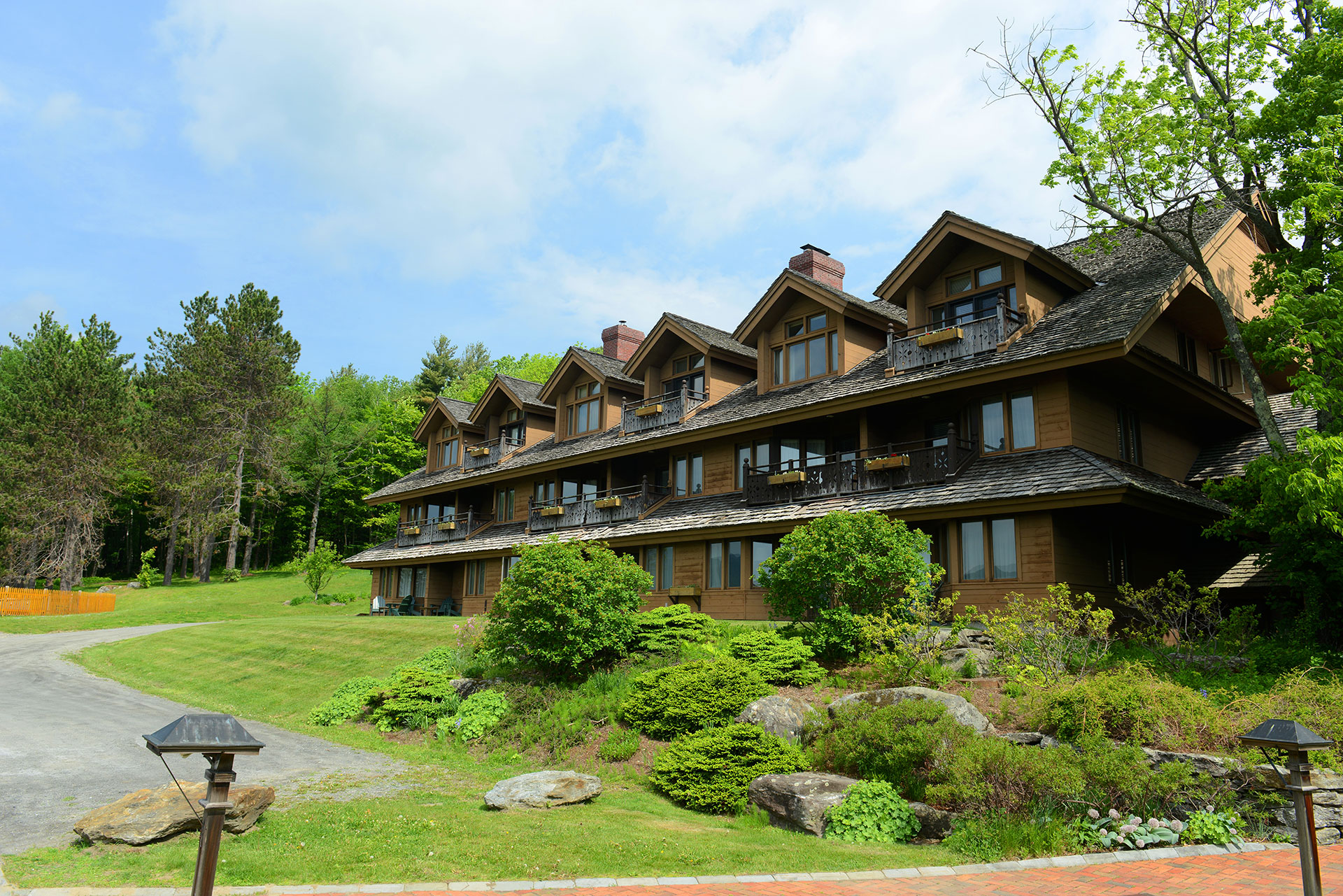 Trapp Family Lodge; Courtesy of jiawangkun/Shutterstock.com