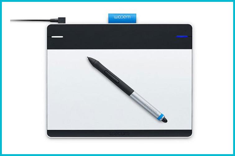 Wacom Intuos Tablet; Courtesy of Amazon