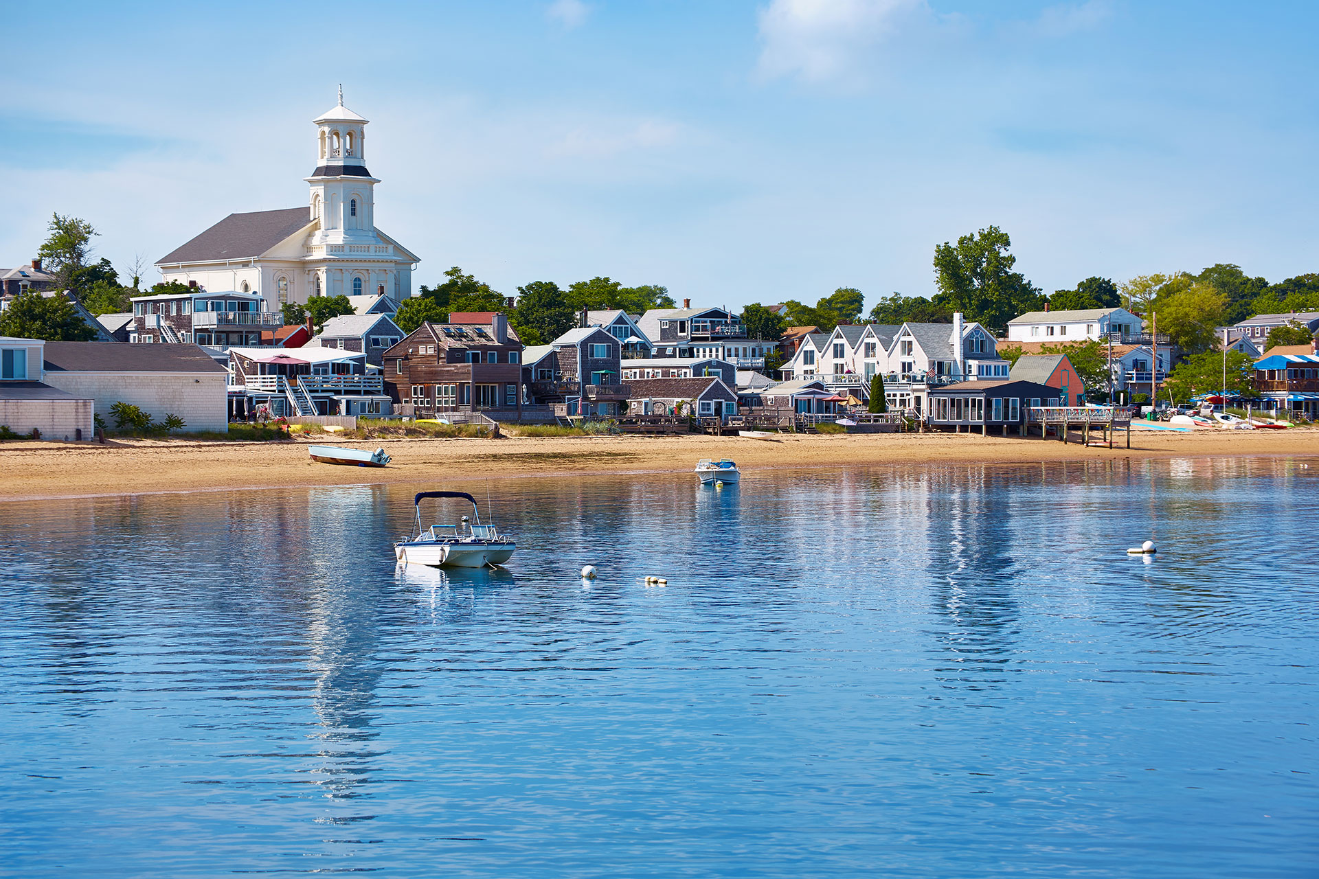 Cape Cod; Courtesy of Tono Balaguer/Shutterstock.com