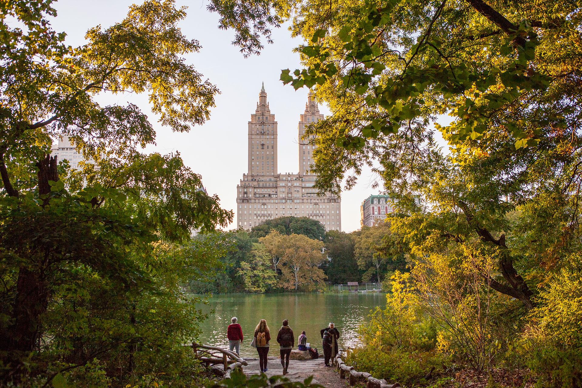 Central Park, New York; Courtesy of Christopher Postlewaite/NYCGo.com