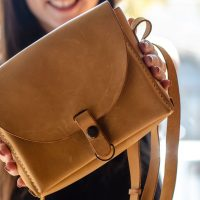 Crossbody Bag; Courtesy of Halinskyi Maksym/Shutterstock.com