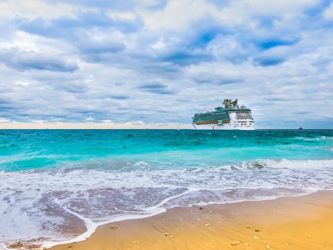 Cruise Ship; Courtesy of NAPA/Shutterstock.com