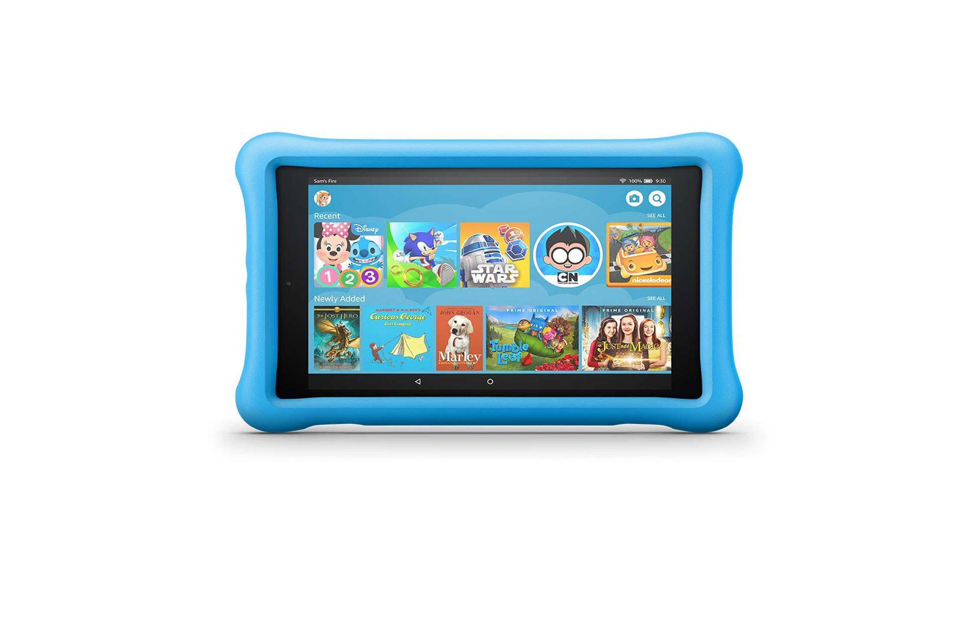 Kindle Fire Kids Edition; Courtesy of Amazon