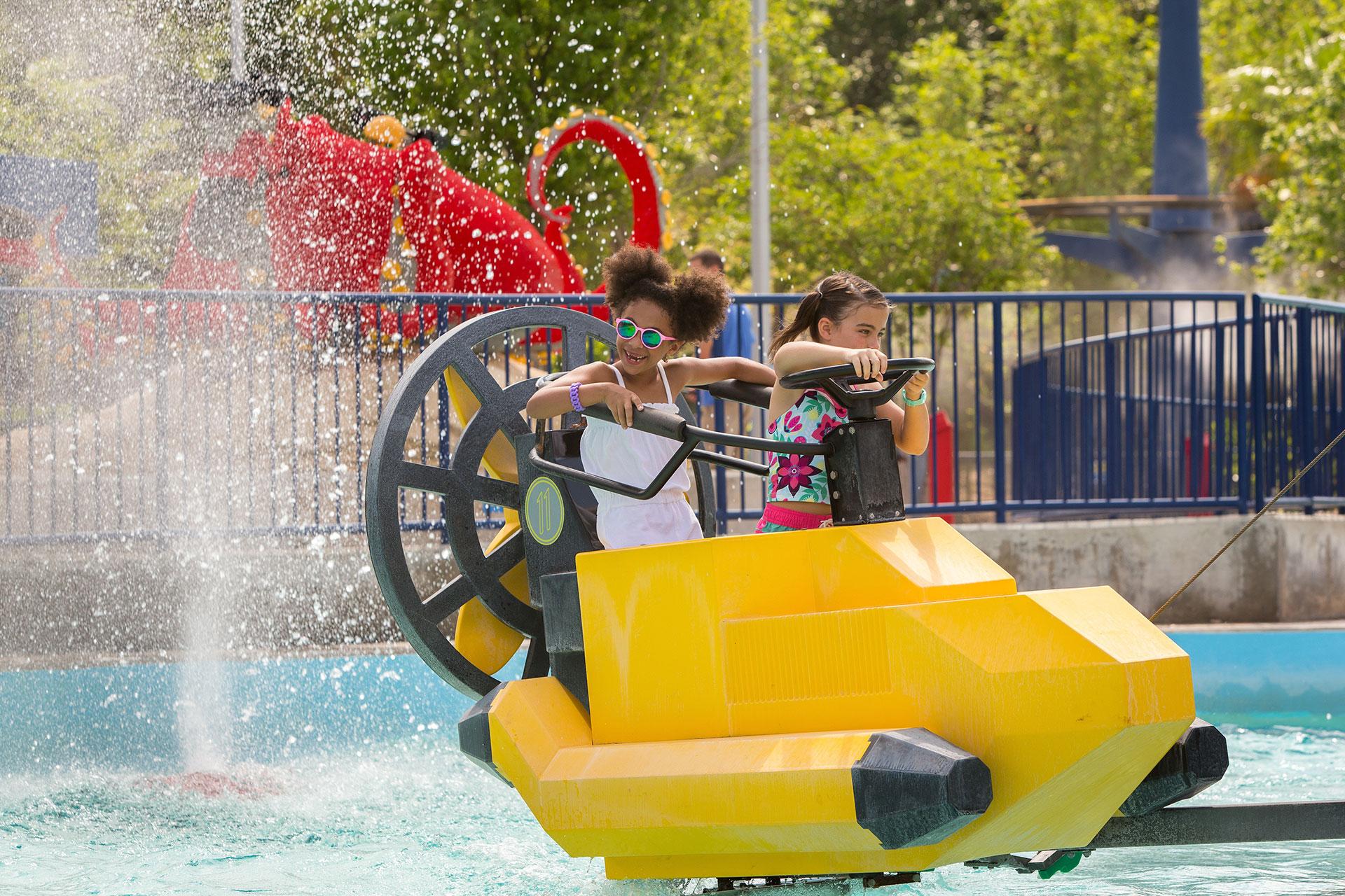 Water Fun at LEGOLAND Florida Resort; Courtesy of LEGOLAND Florida Resort