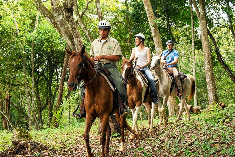 Lodge at Chaa Creek Belize; Courtesy of Lodge at Chaa Creek