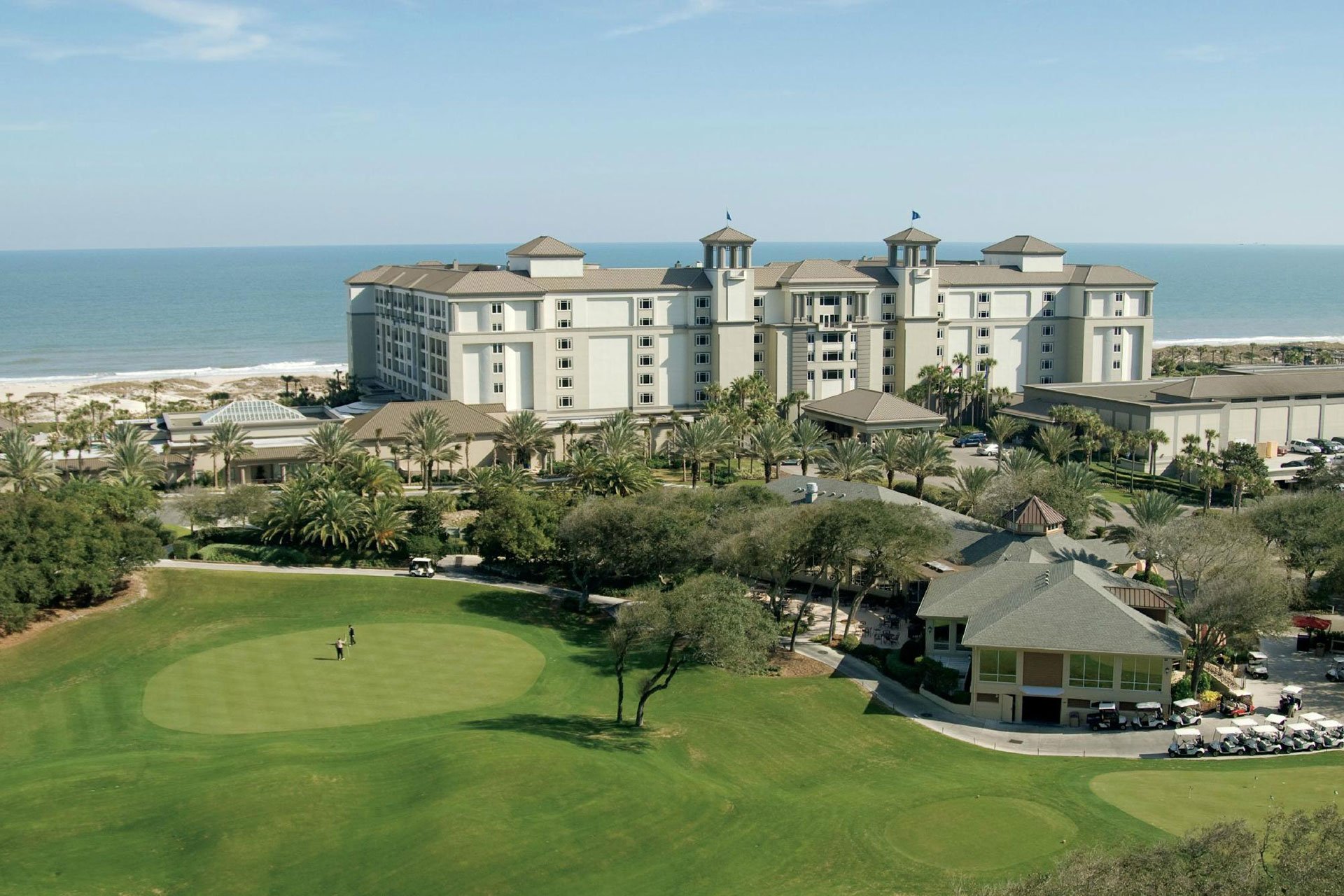 The Ritz-Carlton, Amelia Island; Courtesy of The Ritz-Carlton, Amelia Island