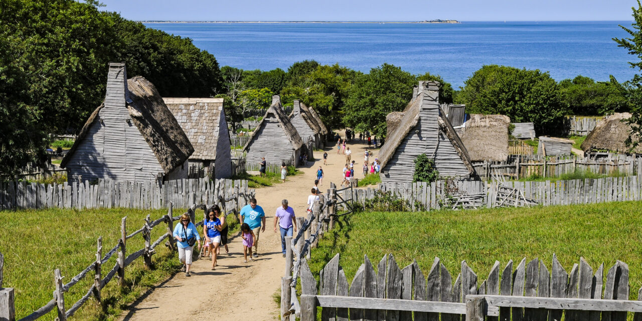 Plimoth Plantation, Plymouth, Massachusetts; Courtesy of Andreas Juergensmeier/Shutterstock