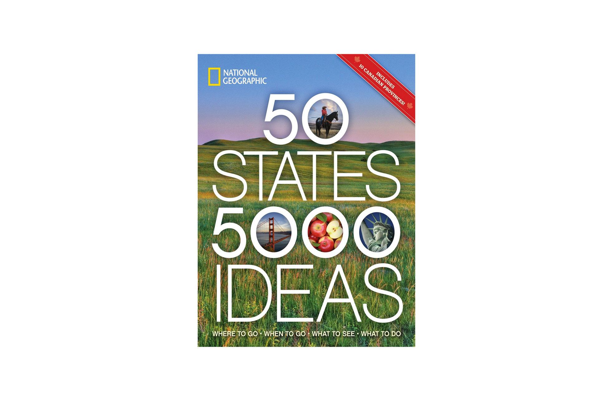 50 States 5000 Ideas Book; Courtesy of Amazon