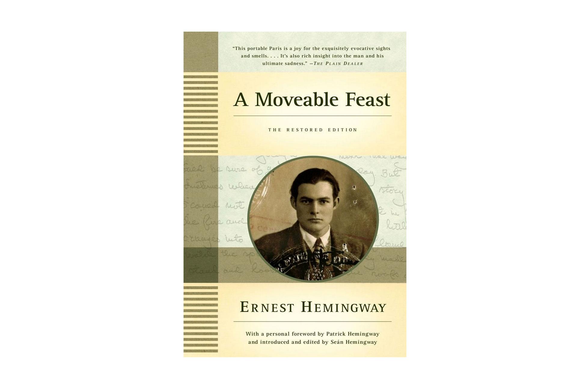 A Moveable Feast Book; Courtesy of Amazon