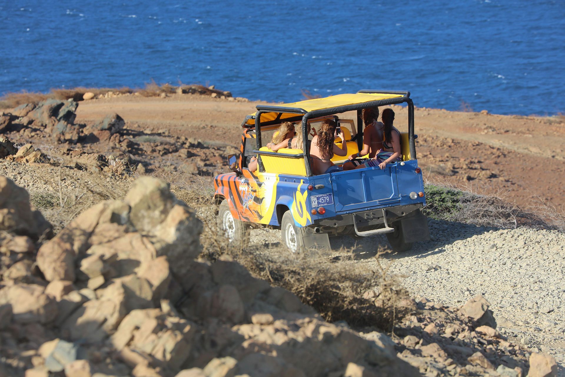 ATV Tour in Aruba; Courtesy of ABC Tours Aruba