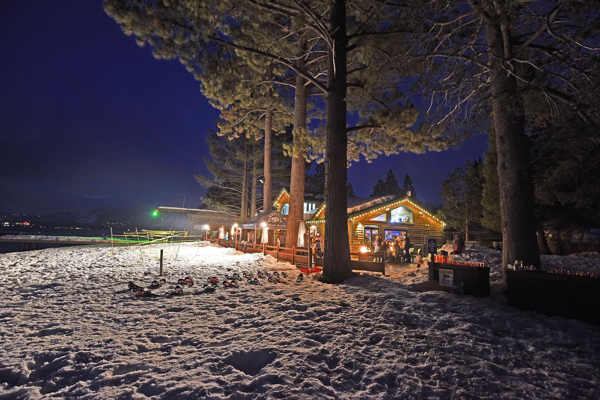 Camp Richardson Resort in South Lake Tahoe, CA