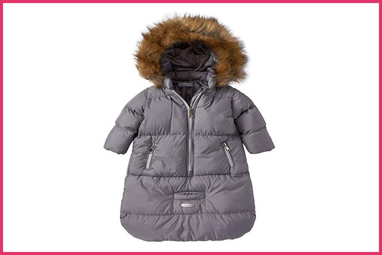 Cremson Snowsuit; Courtesy of Amazon