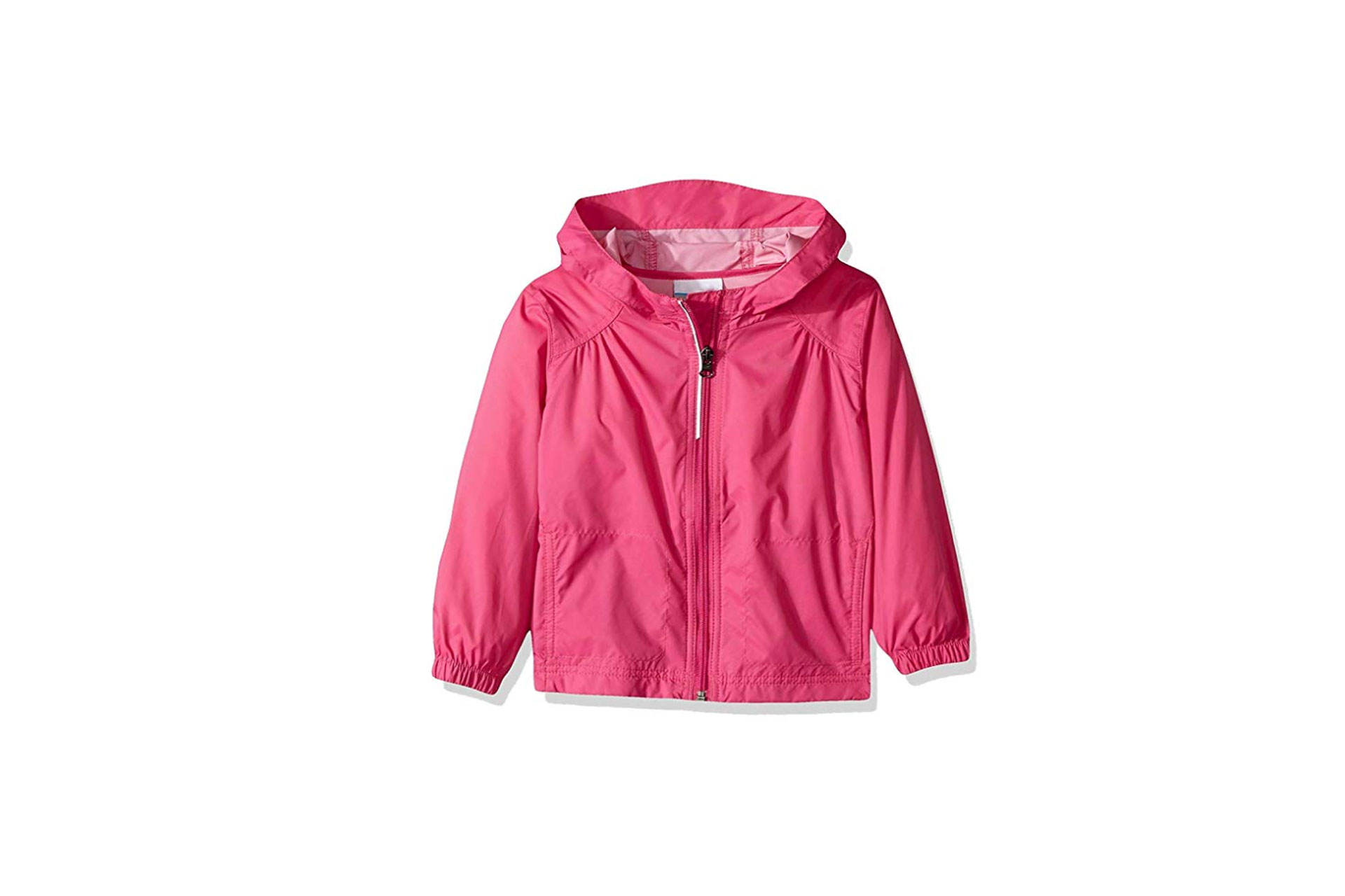 Kids' Pink Windbreaker; Courtesy of Amazon