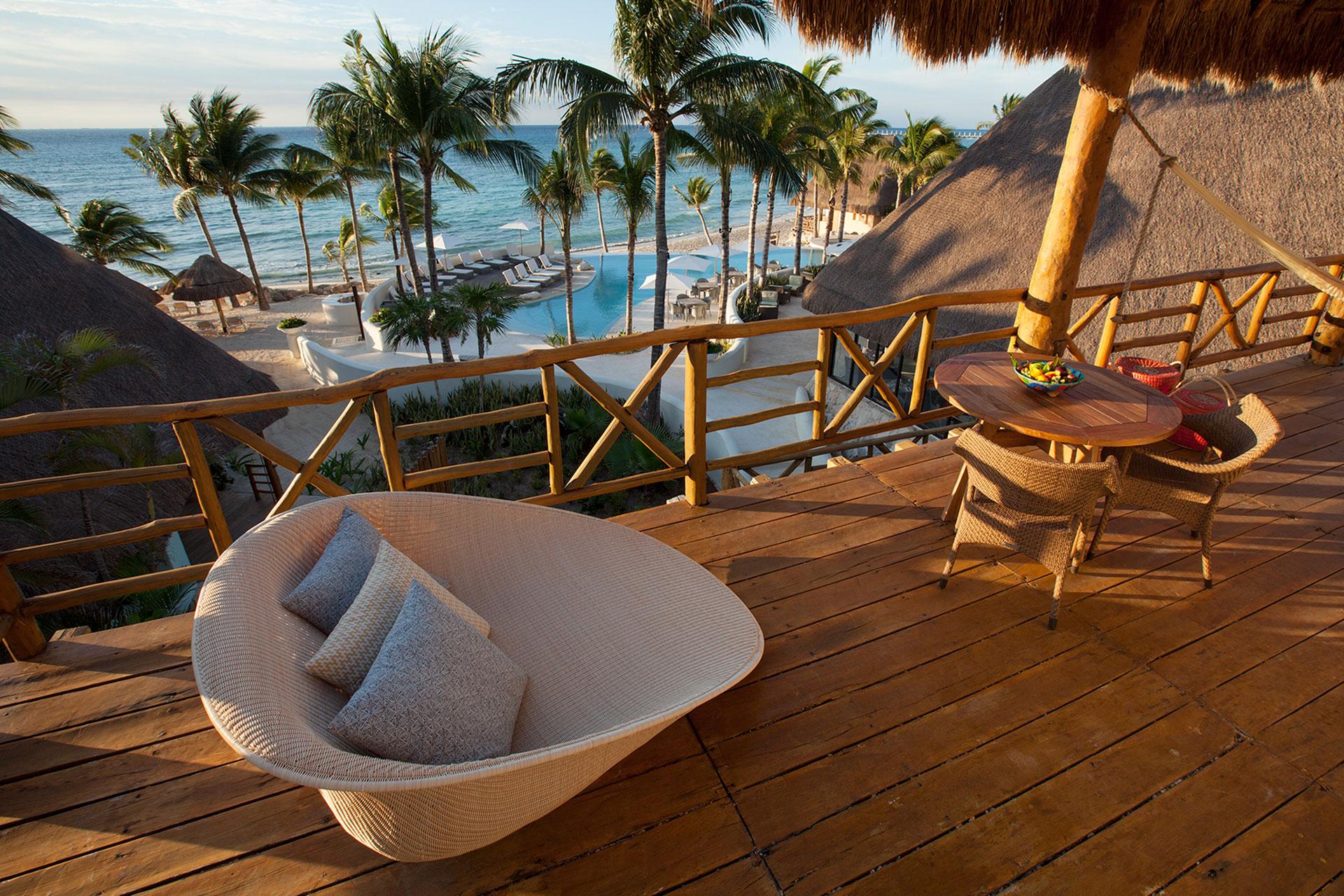 Makehal Beach Resort; Courtesy of Mahekal Beach Resort