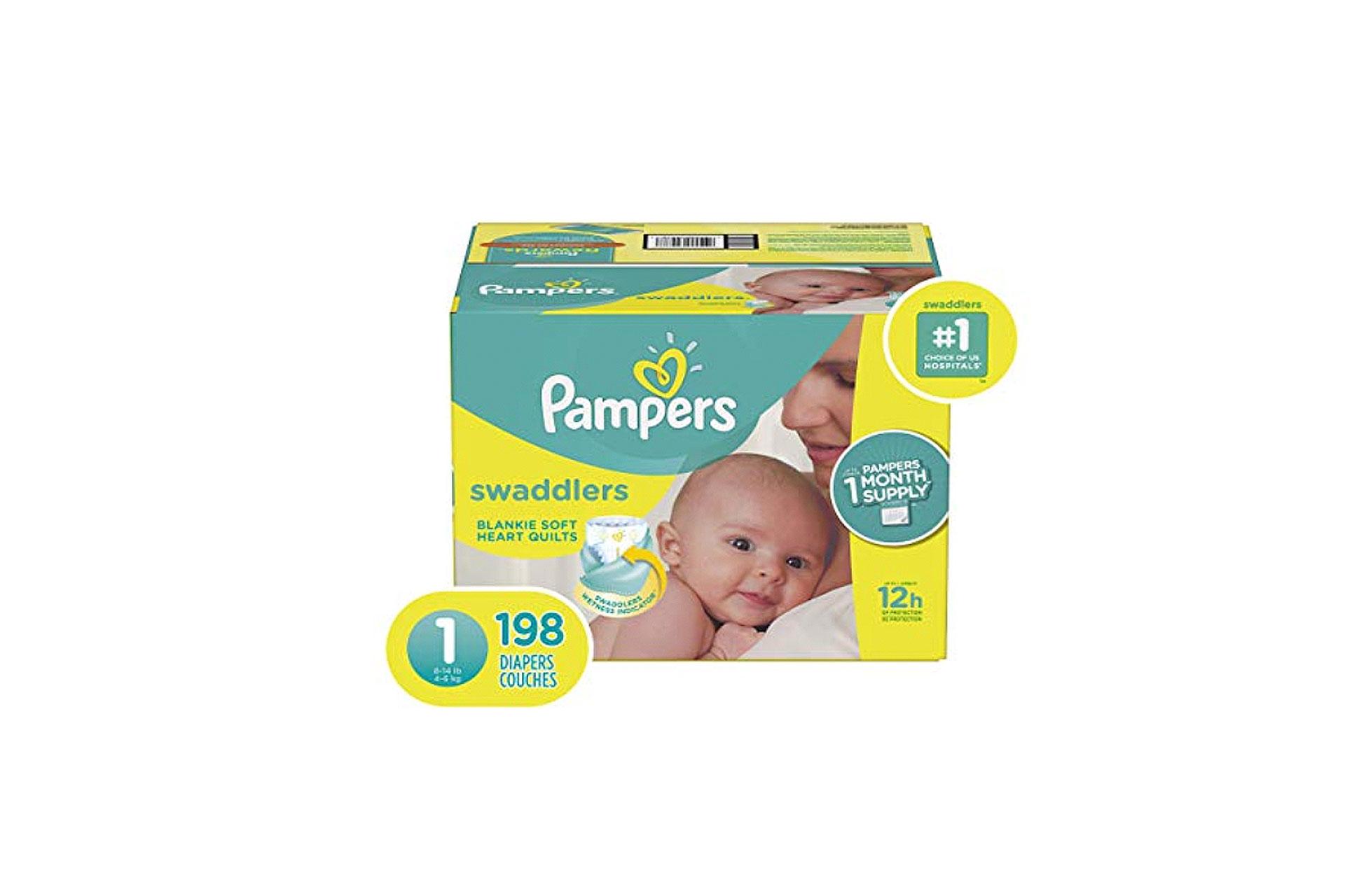 Diapers; Courtesy of Amazon