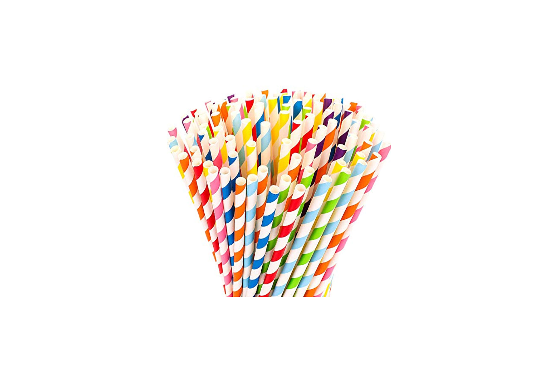 Paper Straws; Courtesy of Amazon