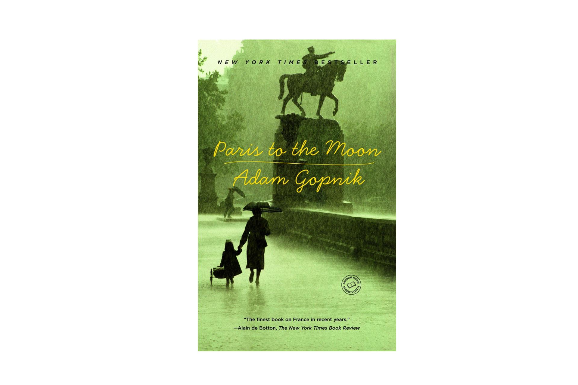 Paris to the Moon Book; Courtesy of Amazon