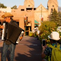 Santa Fe, New Mexico; Courtesy of Tourism Santa Fe