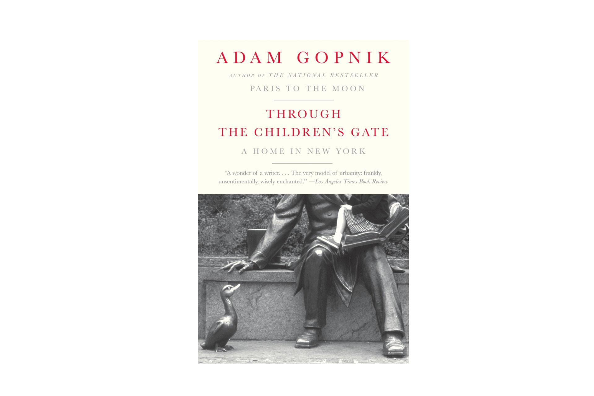 Through the Children's Gate Book; Courtesy of Amazon