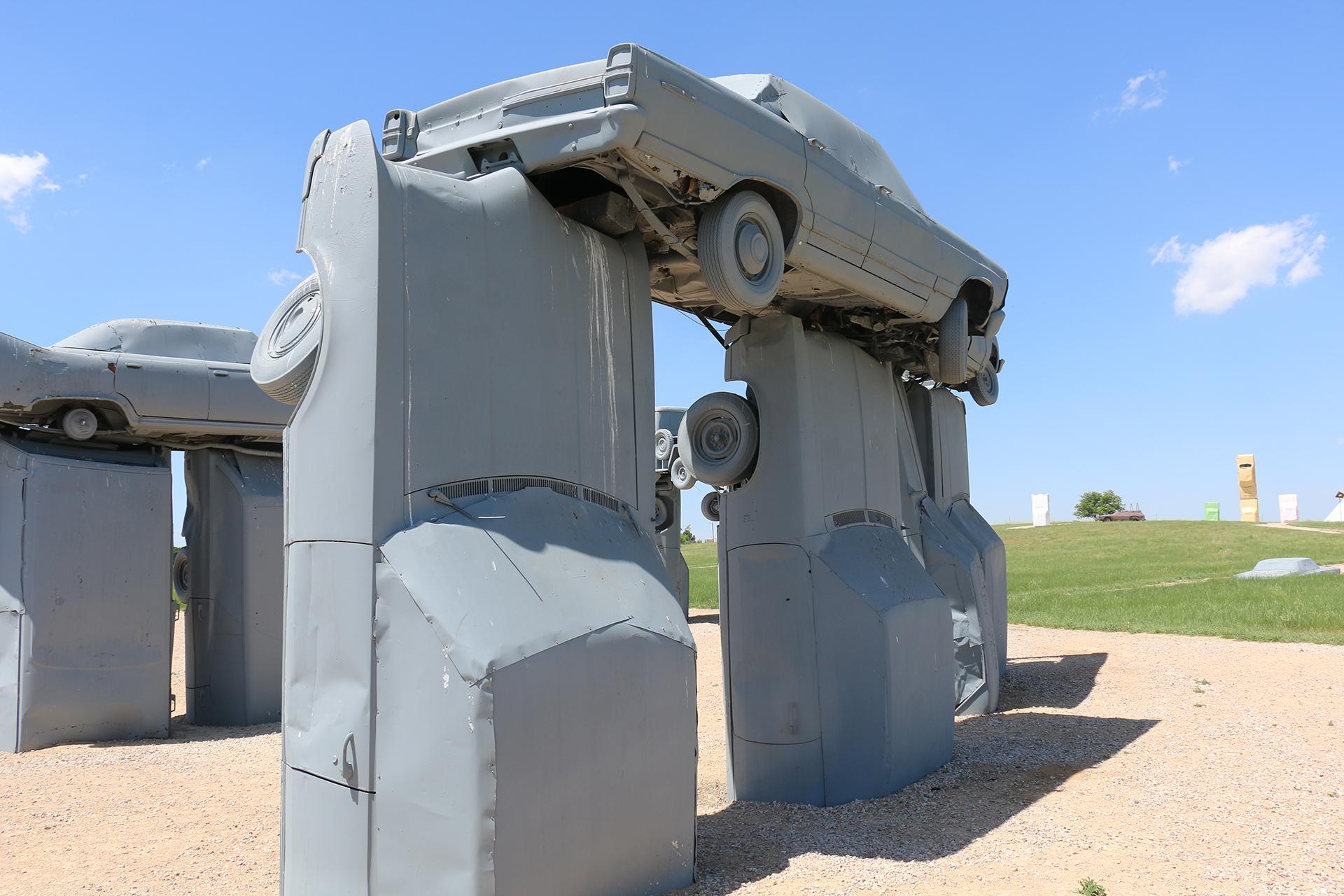 Carhenge; Courtesy of Nebraska Tourism