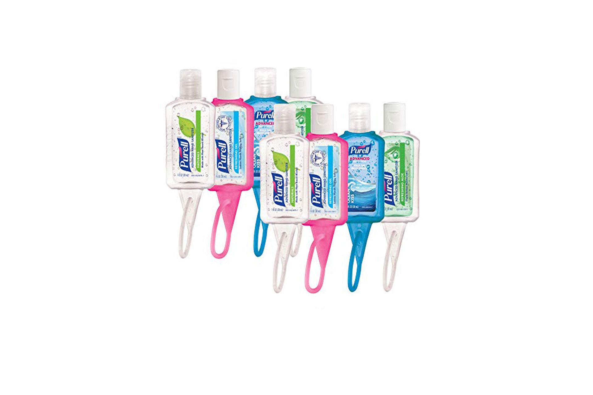 Hand sanitizer; Courtesy of Amazon